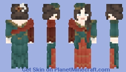 HZ ~ Mareno Company Minecraft Skin