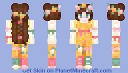 this little tune Minecraft Skin