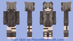 catto Minecraft Skin