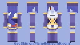 ShiiShii Minecraft Skin