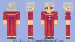 Stardew Series ~ Evelyn Minecraft Skin