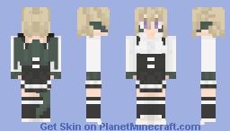Draco (VKO) Minecraft Skin