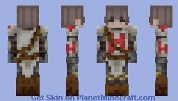𝙏𝙝𝙚 𝘾𝙧𝙪𝙨𝙖𝙙𝙚𝙧 Minecraft Skin