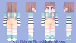 Tidal waves Minecraft Skin