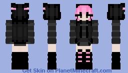 goth Minecraft Skin