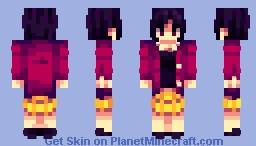 Vella - Va-11 Hall-A / YIIK Minecraft Skin