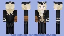 [LOTC] Flaxen Fox Minecraft Skin