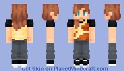 Kevin / Hypernova Minecraft Skin
