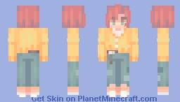Chilly mornings Minecraft Skin
