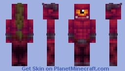 Cyclops - 100 Remakes (Steve Version in Description) Minecraft Skin