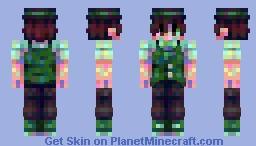 mcc // green guardians - rtgame Minecraft Skin