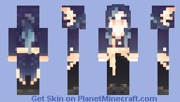 Star Sailor Minecraft Skin