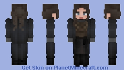 𝖂𝖍𝖆𝖙 𝕴𝖘 𝕯𝖊𝖆𝖉 𝕸𝖆𝖞 𝕹𝖊𝖛𝖊𝖗 𝕯𝖎𝖊. (LOTC) Minecraft Skin