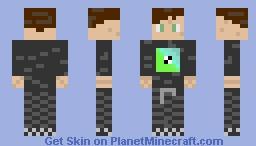 HubbardTwins YT Skin Minecraft Skin