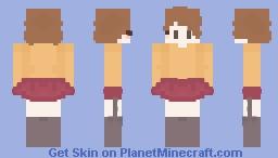 Grill Minecraft Skin