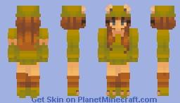 うっせぇわ Minecraft Skin