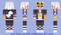 Guzma (Pokémon Sun and Moon) Minecraft Skin
