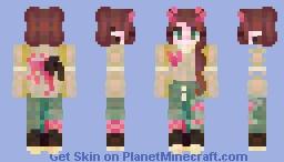 lucid lullaby Minecraft Skin