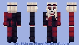 Harley Quinn | The Suicide Squad Minecraft Skin
