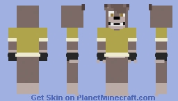 Band Foxy Minecraft Skin