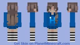 HexagonType360 (Female) Minecraft Skin