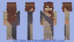 Hyacinth || lotc Minecraft Skin