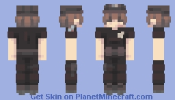 drop your weapons Minecraft Skin