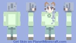 ~ℕ𝕠𝕓𝕠𝕕𝕪 𝕤𝕖𝕖 𝕞𝕖 𝕝𝕚𝕜𝕖 𝕪𝕠𝕦 𝕕𝕠 Minecraft Skin