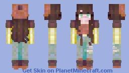 love to breathe Minecraft Skin
