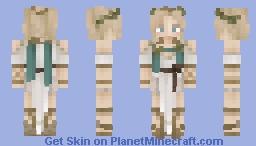 ↠ Winged Victory Minecraft Skin