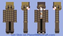 misfit Minecraft Skin