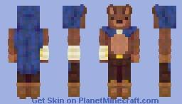 your honey is now mine / remake Minecraft Skin
