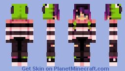 My Spleen! Minecraft Skin