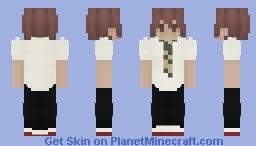 𝙃𝙖𝙟𝙞𝙢𝙚 𝙃𝙞𝙣𝙖𝙩𝙖.【𝗗𝗥𝗩𝟮】 Minecraft Skin