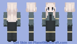U-511 / kantai collection Minecraft Skin