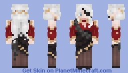 Snake [LOTC] Minecraft Skin