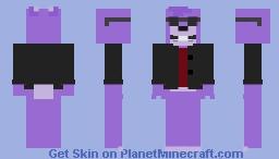 Band Bonnie Minecraft Skin
