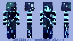 bioluminescence- te Minecraft Skin
