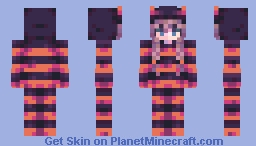 i cant help it Minecraft Skin