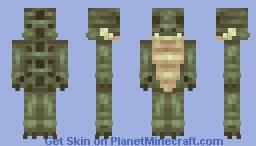 Animaltober (Alligator - A) Minecraft Skin