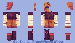 halloweeny Minecraft Skin
