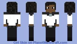 Monica Rambeau (S.W.O.R.D. Uniform) - WandaVision Minecraft Skin