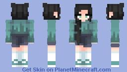-Creativity Minecraft Skin