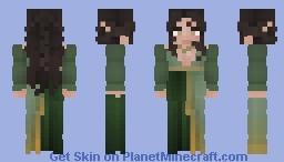 Miss Sprite Can (LOTC) Minecraft Skin