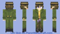 witch Minecraft Skin