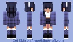 dawn Minecraft Skin