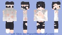koi fish Minecraft Skin