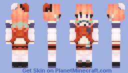 ‧ ₊˚ ୨୧ Kusotori ୨୧ ˚₊ ‧ Minecraft Skin