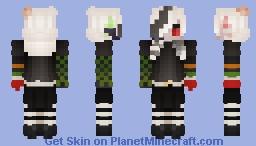 sceneboo ver.2 ! (skirtboo smile) Minecraft Skin
