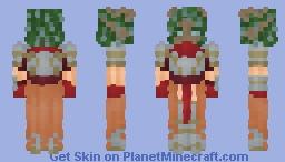 She's A Cinner [LOTC] Minecraft Skin